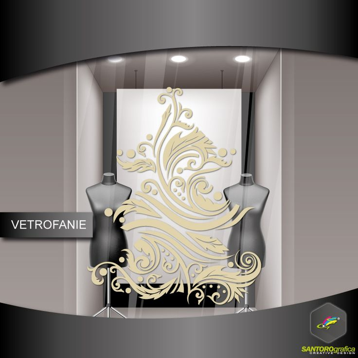 albero di natale stilizzato - realizzato in vinile prespaziato. disponibile in vari colori.