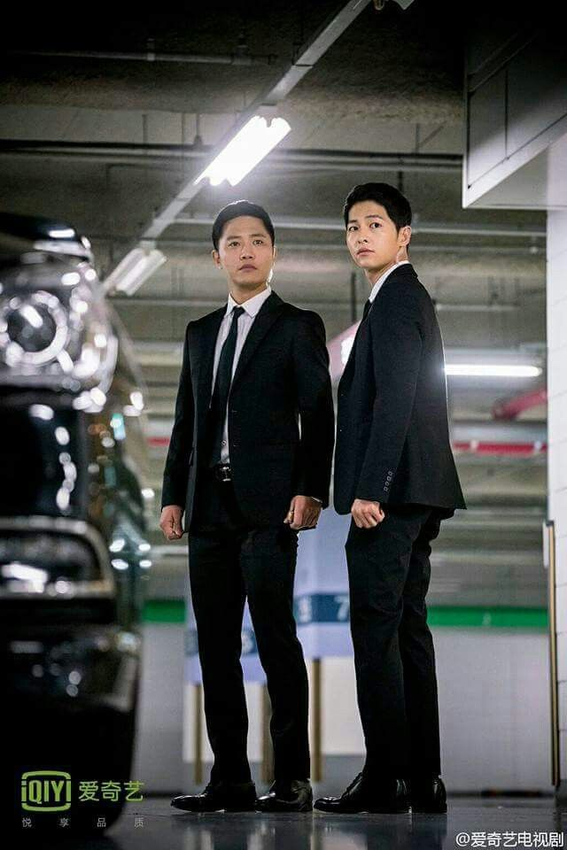 Descendants of the Sun | Song Joong Ki + Jin Goo