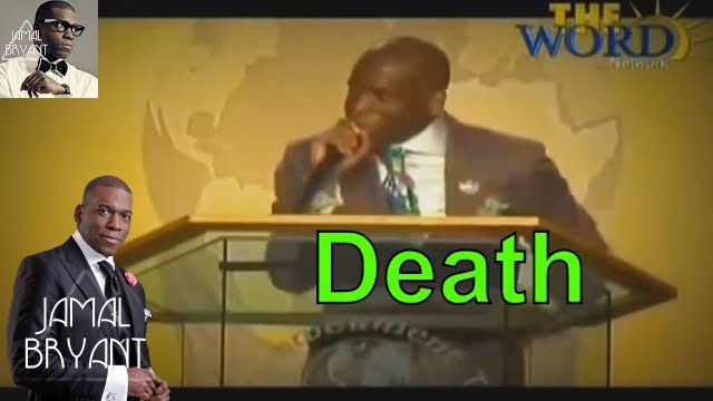 Pastor Jamal Bryant Minitries Sermons 2016 - I Cant Love You To Death 12 Dr Jamal Bryant