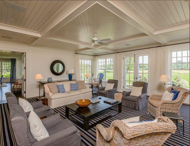 1000+ Ideas About Hamptons Beach Houses On Pinterest