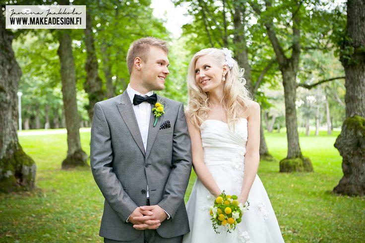 Hääpotretti Vaasa – Janette ja Roope » Makea Design // Valokuvaus / Graafinen suunnittelu