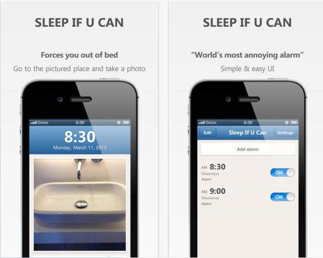 The Most Evil, Yet Effective Alarm Clock Apps | ZAGGblog