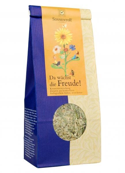 Sonnentor Da wächst die Freude-Tee kbA, 100 g