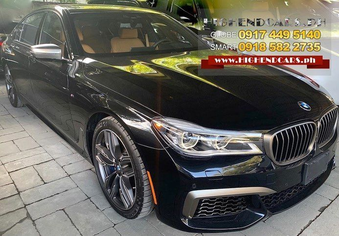 High End Cars Philippines On Instagram 2019 Bmw 760li M V12 Call