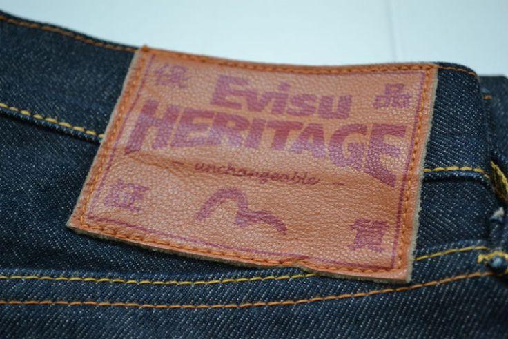 evisu #leatherlabel #denimlabel #ataklabel #derietiket #patches #sewon #kotetiketi #ataketiket