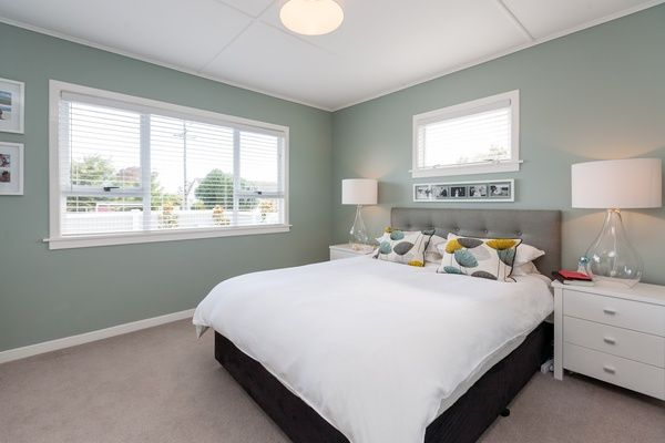 Wall Colour Resene Robin Egg Blue Ceiling And Accent
