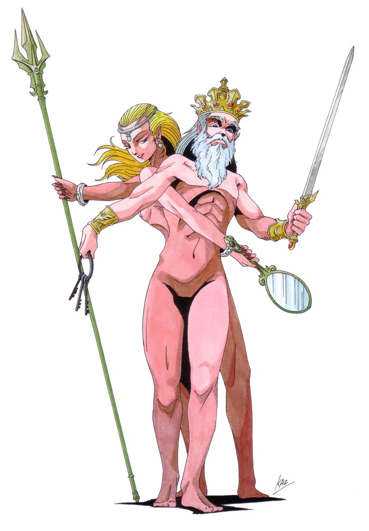 Nella mitologia romana Giano era il dio delle porte, dell'inizio e della fine. Il suo mese è gennaio, che inizia il nuovo anno. è spesso raffigurato come avente due facce o teste, rivolti in direzioni opposte.
