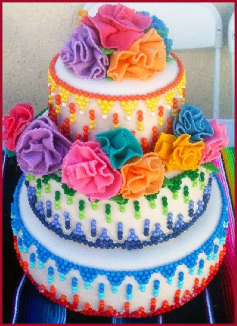 mexican birthday cake 54 best mexican cake inspiration images on 5851