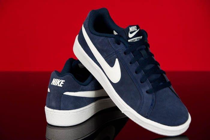 Sensationelle Schuhe Nike COURT ROYALE wurden aus dem weichen Leder hergestellt. Diese Schuhe kosten nur 56 Euro  #Schuhe #Nike #Court #Royale #Preis #Sport
