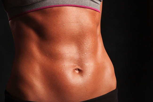 We all want that toned tummy, but we understand your frustration of not seeing results after your 50th consecutive day of 200 crunches. This core routine is quick and effective and works all areas of your tummy, so there is no excuse not to do it!