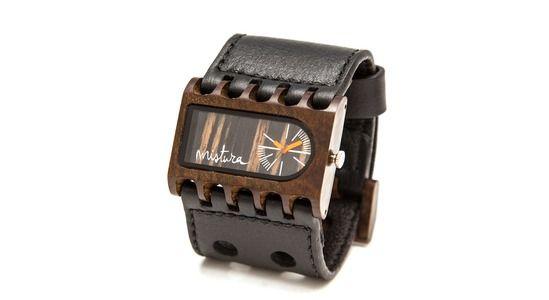{Special Edition - Ferro Black + Ebony} Mistura Watches