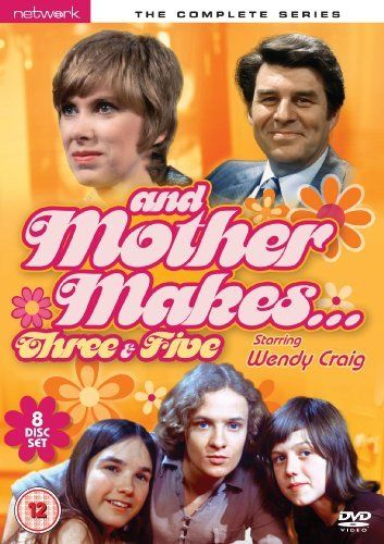 And Mother Makes... The Complete Series [DVD] DVD ~ Wendy Craig, http://www.amazon.co.uk/dp/B008HSL0ZG/ref=cm_sw_r_pi_dp_-pyBtb15P36KZ