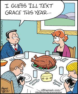 Off the Mark Comic Strip, November 24, 2014 on GoComics.com
