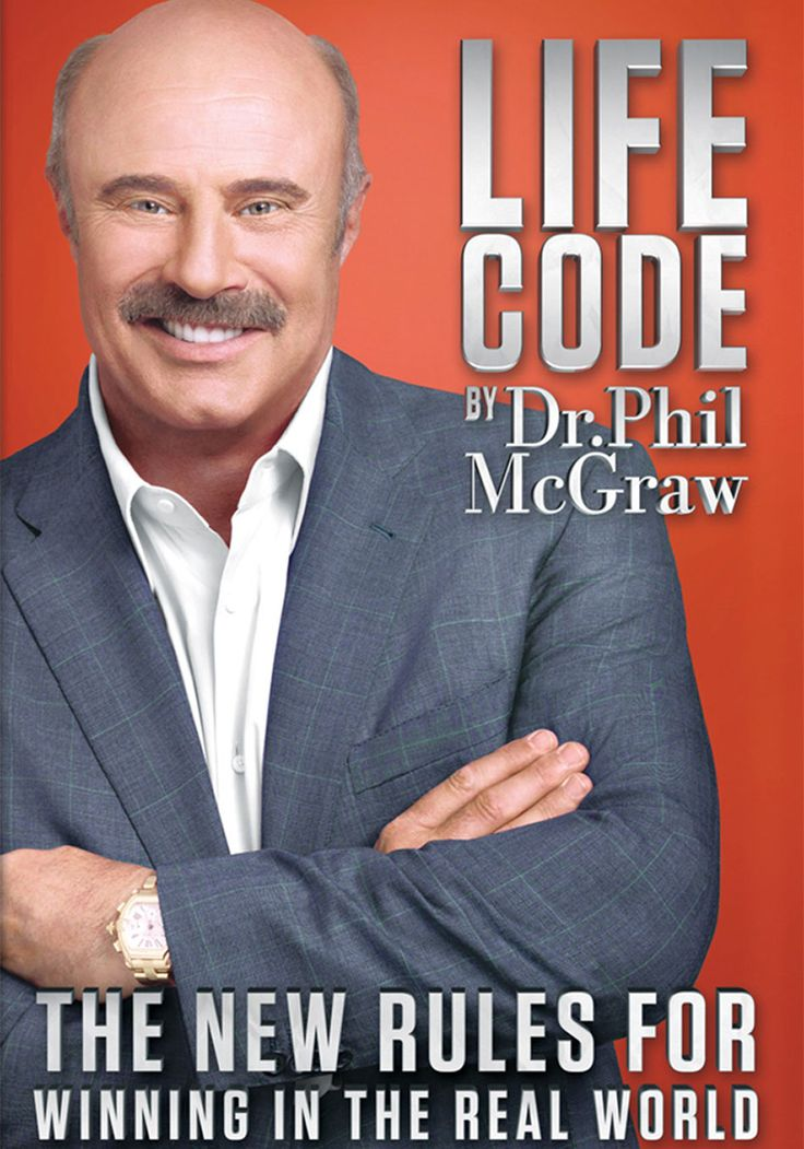 Life Code by Dr. Phil McGraw.  Life changing book in terms of making boundaries and creating the life you want.