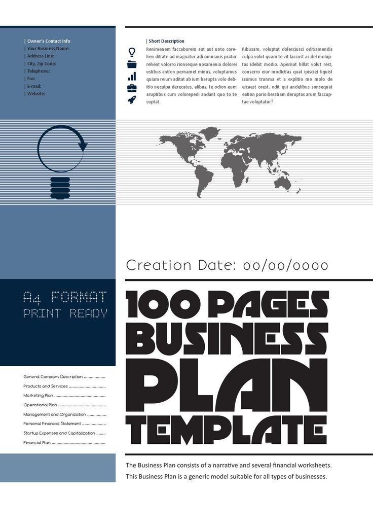 Oltre 25 idee originali per Executive summary template su - company plan template