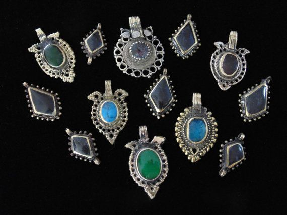 31 best Vintage Ethnic Jewelry and Costume Supply images on