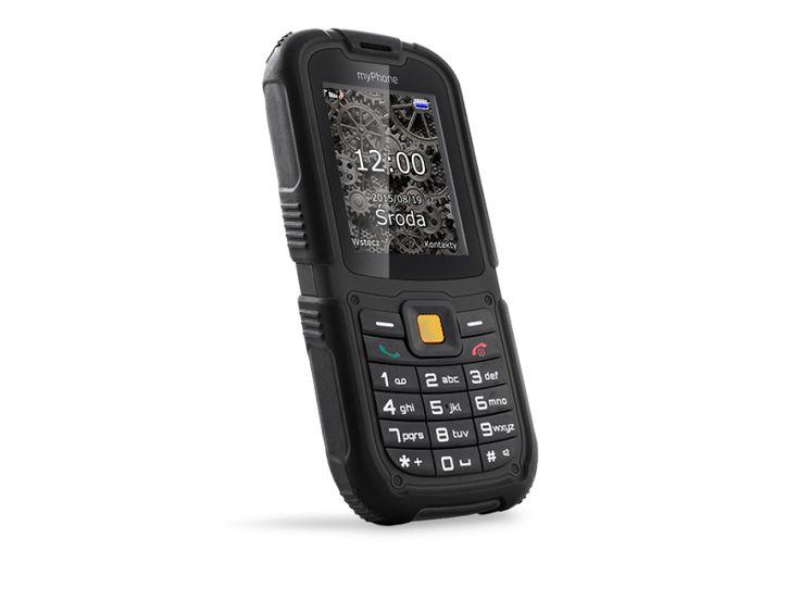 myPhone HAMMER 2 czarny w x-kom.pl > Odbiór za 0 zł w dowolnym salonie, błyskawiczna wysyłka. Zapewniamy inteligentny wybór.
