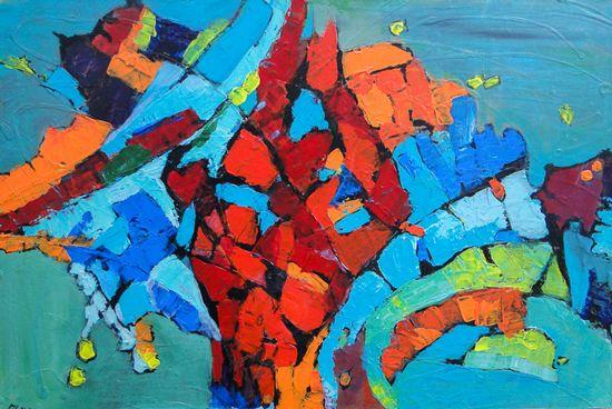 Mozaika — Katarzyna Mika
