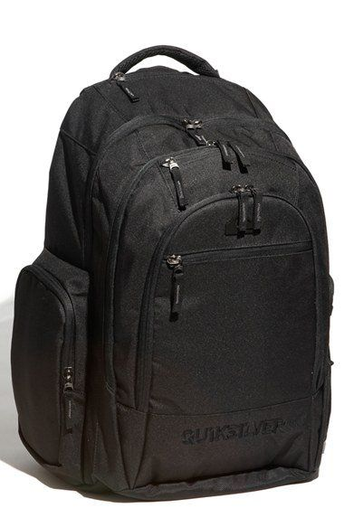 For the dad: Quicksilver men's diaper bag