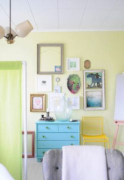 Eclectic Room Ideas
