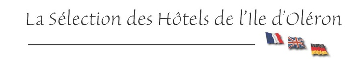 hotels ile d'oléron