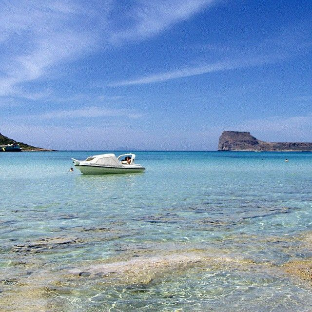#Balos beach #Chania Photo credits: @cesilia_in_swiss