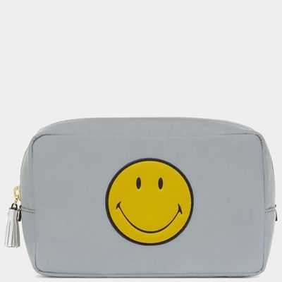 Smiley Make Up Pouch