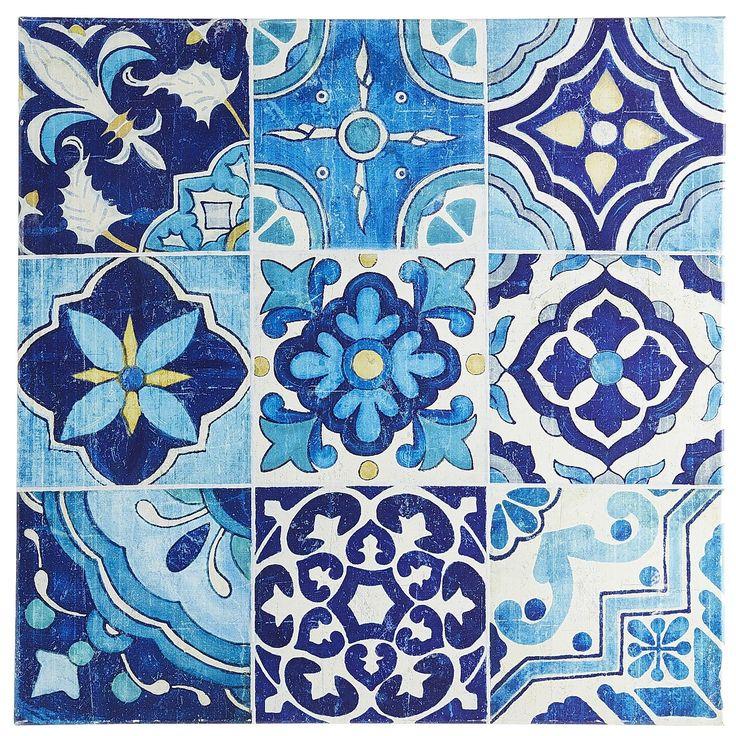 Mediterranean Tile Tile Design Ideas