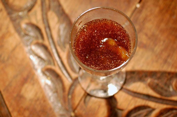 Rebarborová marmeláda se zázvorem | Ze zahrady do kuchyně