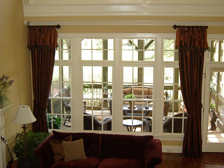 17 Images About Family Room Curtains On Pinterest Window Panels Window An