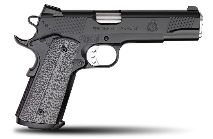 1911 TRP model handgun from Springfield Armory