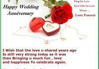 Happy Anniversary Message To Husband