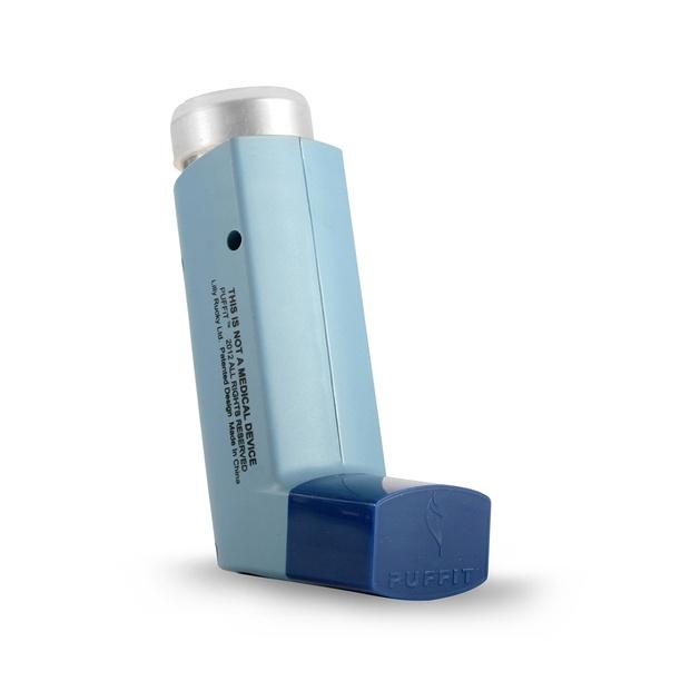 PUFFiT Vaporizer Blue design inspiration on Fab.