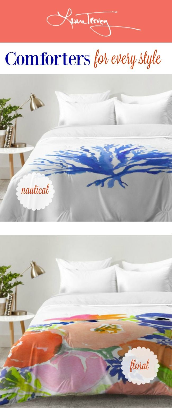 Comforters For Every Style From Nautical To Bohemian
