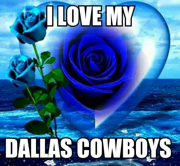 I Love My Dallas Cowboys
