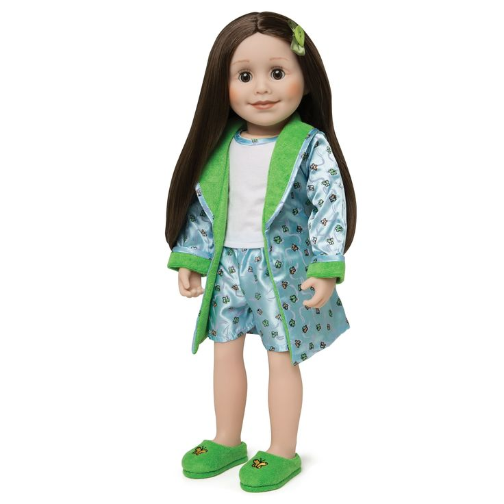 Satin Siesta KT7 | Taryn | Sleepwear and Underthings | Outfits and Accessories | Maplelea Girls