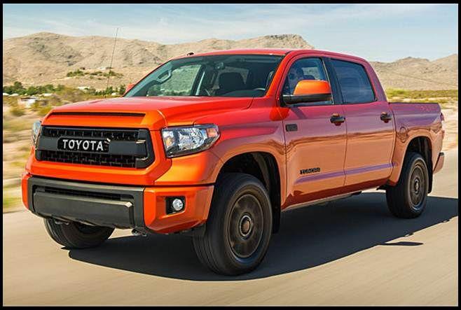 2016 Toyota Tundra Crewmax TRD Pro Specs