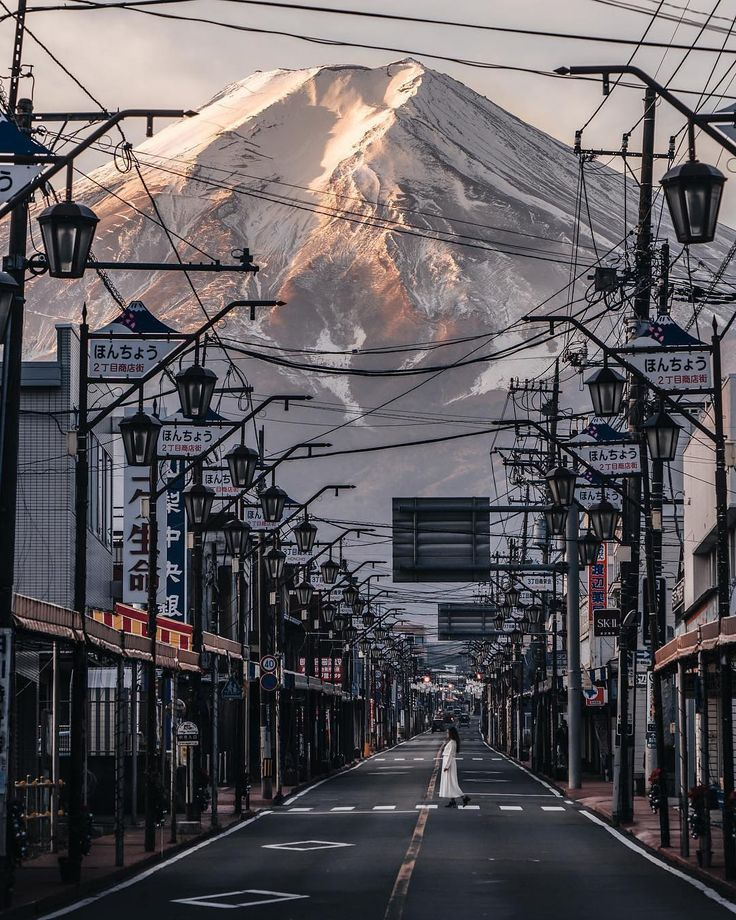 "Citykillerz on Instagram: ""Mt Fuji in Japan 🇯…"