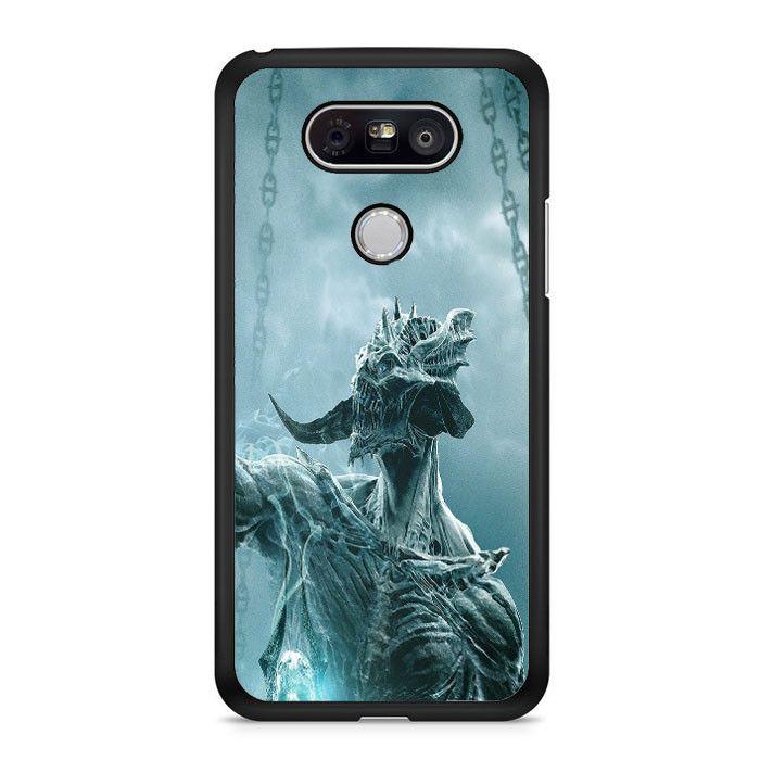 Elder Scrolls Online Sea Monster LG G6 Case Dewantary