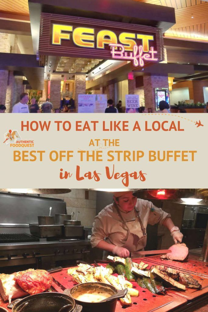 Astounding How To Eat Like A Local At The Best Off The Strip Buffet In Home Interior And Landscaping Dextoversignezvosmurscom