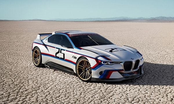 BMW Offers Up a Closer Look at the 3.0 CSL Hommage R
