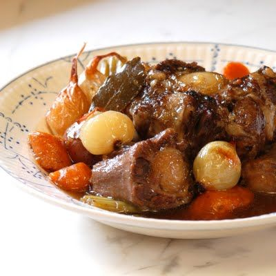 Slow Simmer Oxtail Stew.... this brings back awesome memories! Must make this soon ;-)