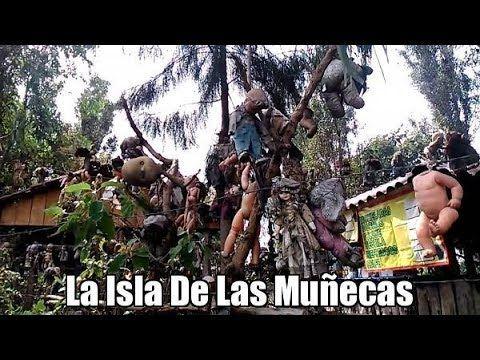 La Isla de las Muñecas, Xochimilco, México