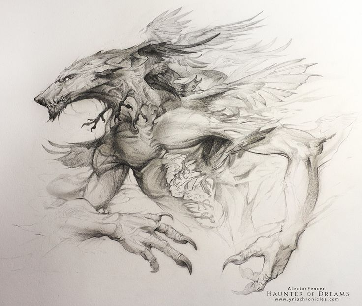 Haunter of Dreams - The Crow Eater, Claudya Schmidt on ArtStation at https://www.artstation.com/artwork/vXV2a