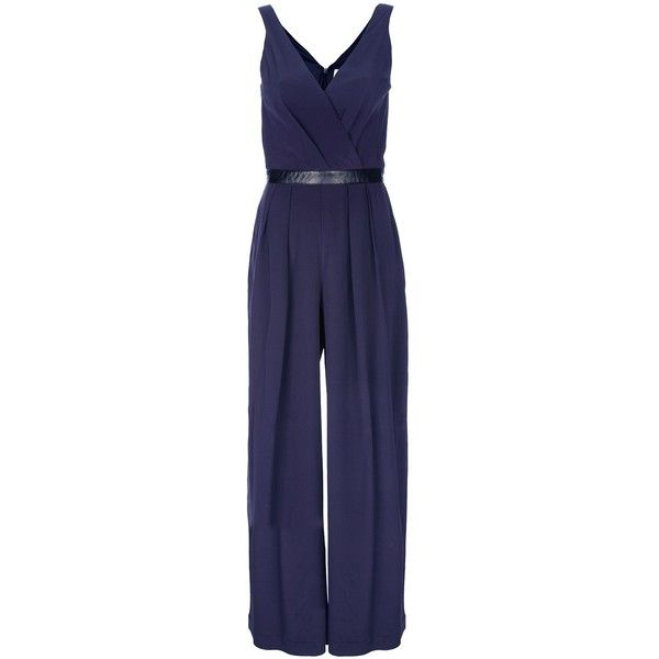 NICOLE MILLER jumpsuit by None, via Polyvore