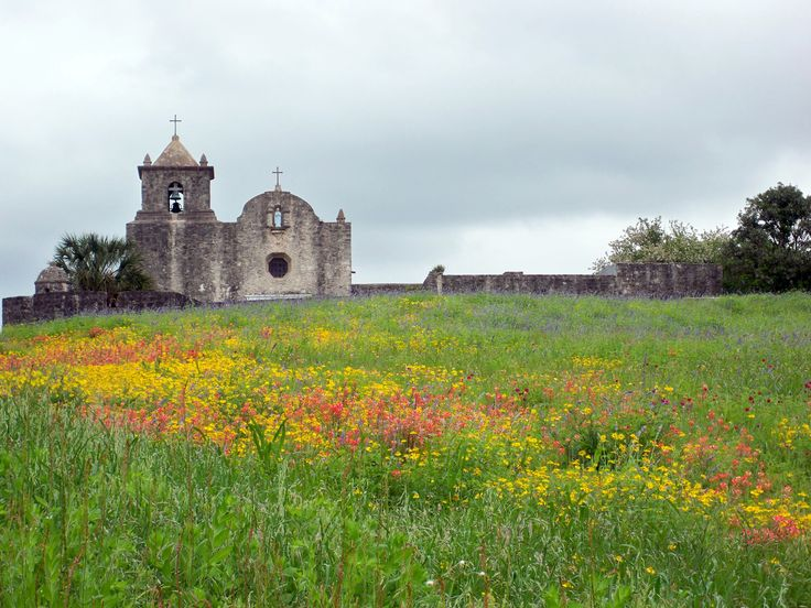 The Goliad Massacre, the darkest day in Texas history, took place here on Palm Sunday, March 27, 1836, when Col. James Fannin and 352 men under his command were executed under orders of the Mexican dictator General Santa Anna. There was twice as much loss of life here at Goliad than at the Alamo.  Nothing had touched the raw nerve of the American character as did the news of the large number of men who were slaughtered execution style after willfully surrendering.