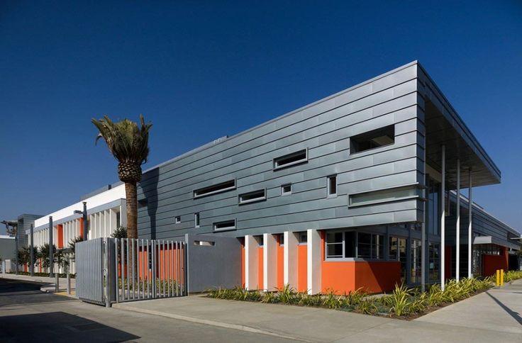 ambassador school exterior facade archreff pinterest