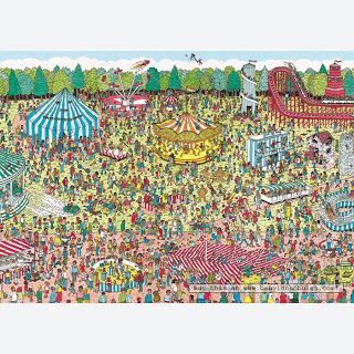 Art-Sci: 10 Where's Waldo Puzzles Online