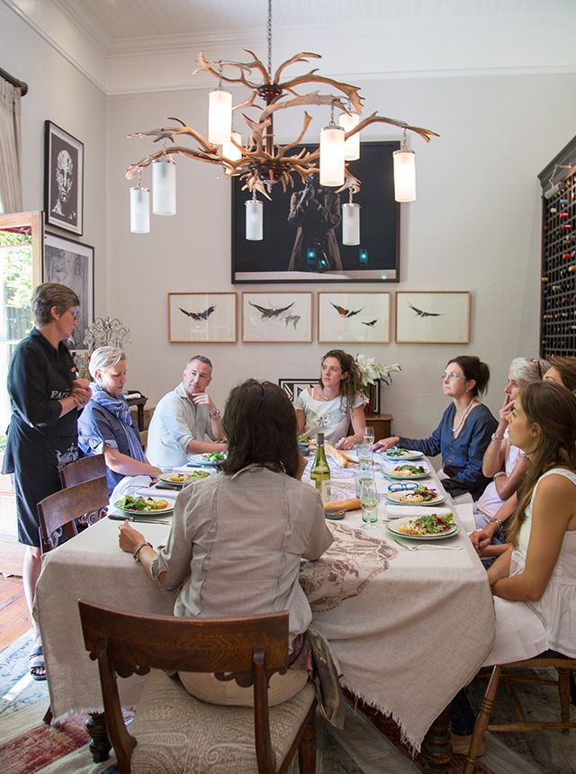 Marlene van der Westhuizen Cook's Club cooking classes in Cape Town - Eatsplorer Magazine | Book the best food experiences in South Africa