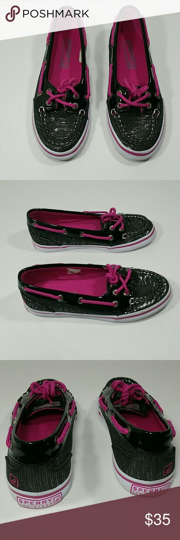 Sperry Topsiders Girls Shoes Adorable never worn Sperry Topsiders shoes for girls never worn Sperry Top-Sider Shoes